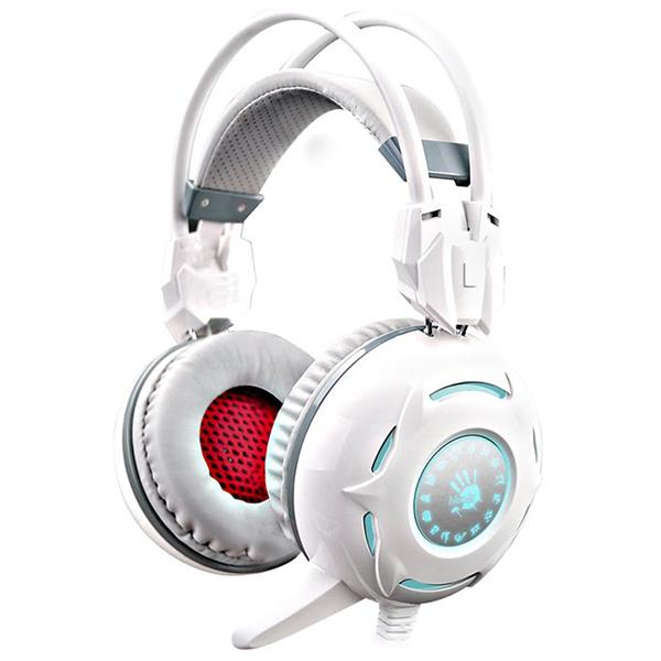 A4-Tech Headset Bloody G300 White - AFTER REPAIR!