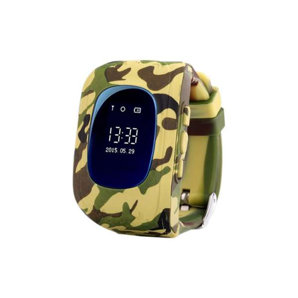 ART Smart Watch with locater GPS - Military