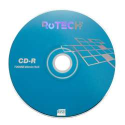 CD-R 700Mb Rotech 52x