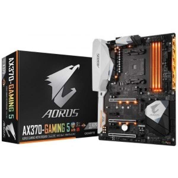 Gigabyte AX370-Gaming 5, AM4,