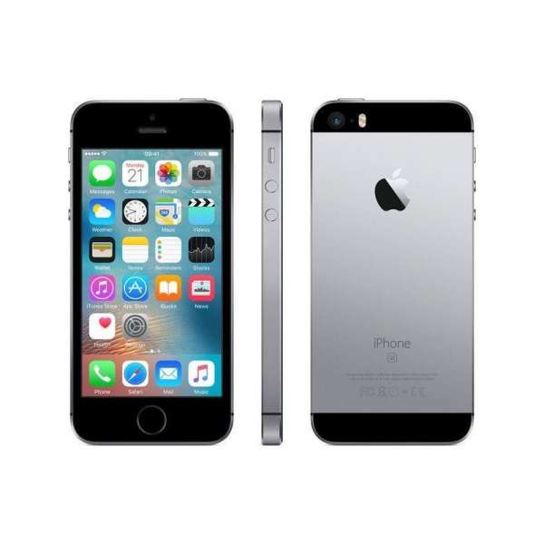 Apple iPhone SE 64GB Space Gray EU HQ Refurbished