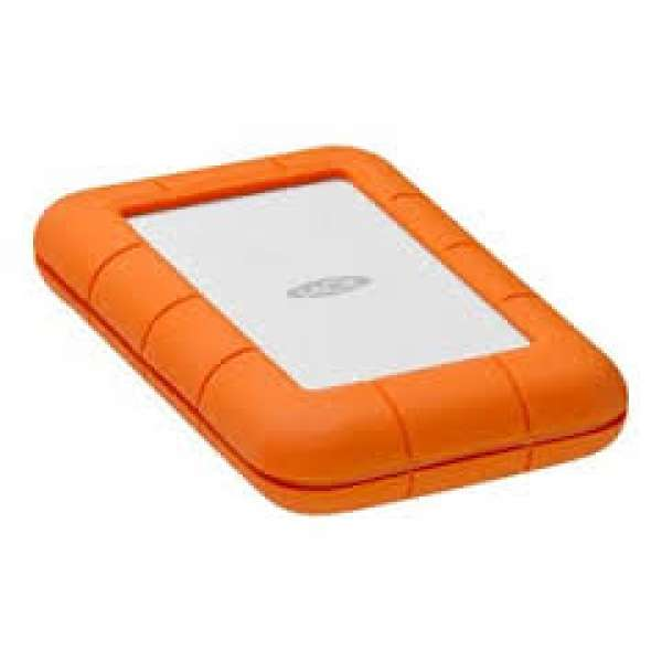 LaCie Rugged Thunderbolt 4TB, 2,5, USB 3.1 TYPE C