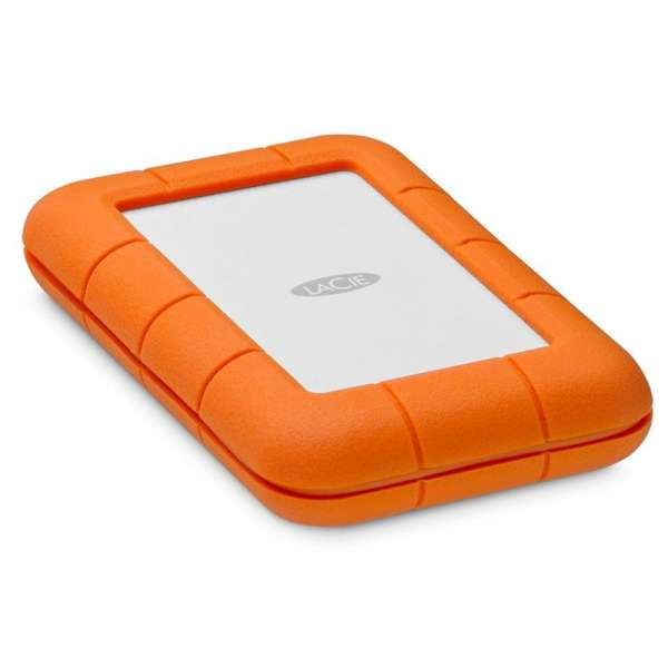 LaCie Rugged Thunderbolt 5TB, 2,5, USB 3.1 TYPE C