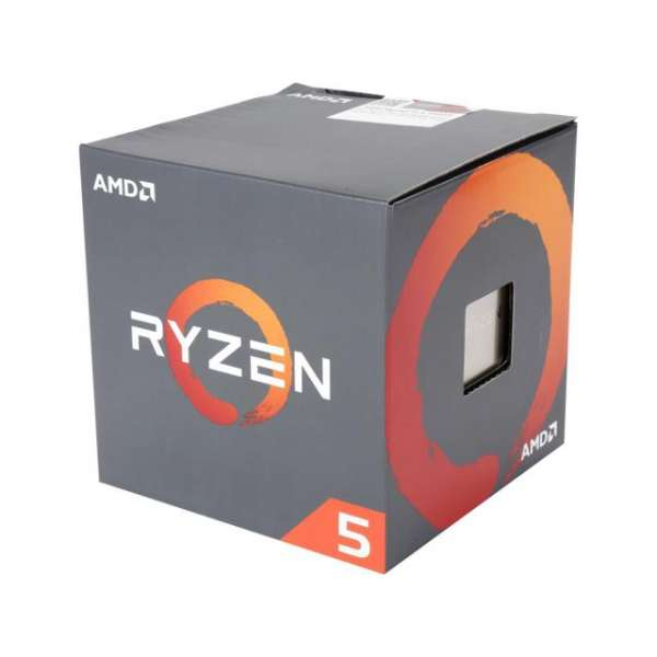 CPU AMD skt AM4 Ryzen 5 1500X 3.50/3.70Ghz, 18MB cache,  65W, BOX