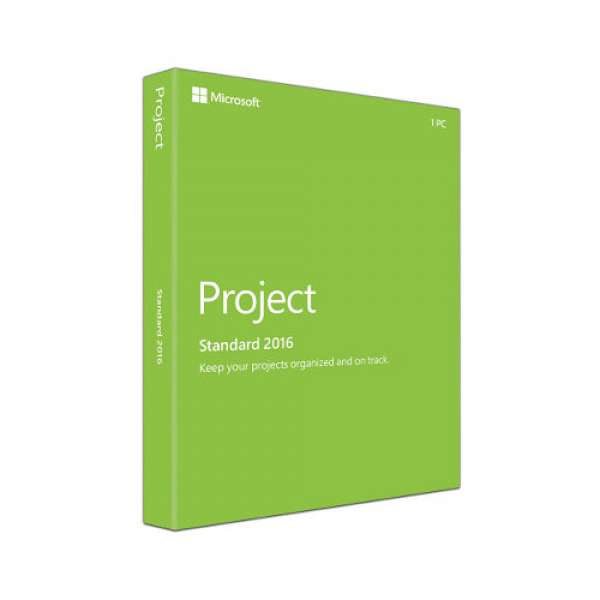 Microsoft Project 2016 All Languages - ESD