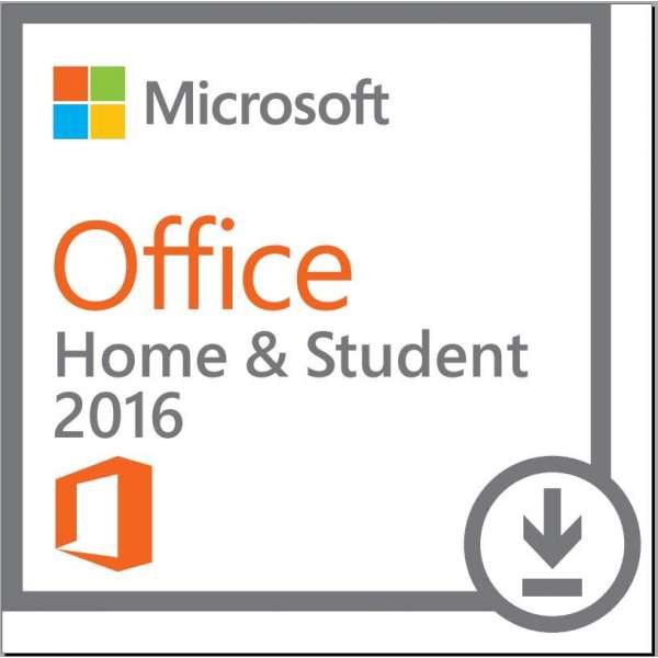 Microsoft Office Home and Student 2016 All Languages - ESD