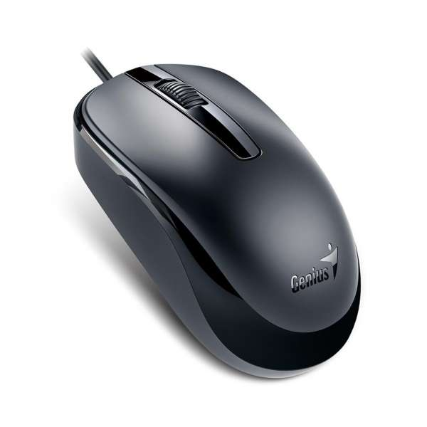 Genius optical wired mouse DX-120, USB Black