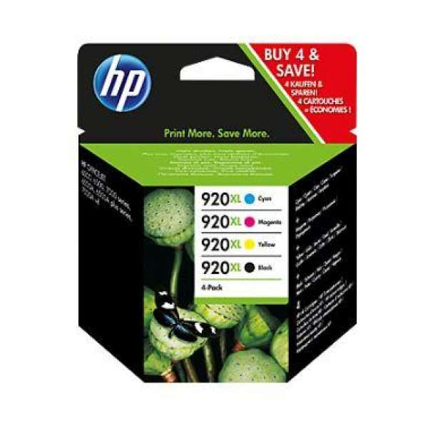 Set combo HP 920XL TPGN | OfficeJet 6000/6500