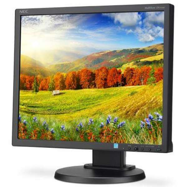 Monitor NEC MultiSync LED EA193Mi 19'', IPS, DVI, DP, boxe, negru