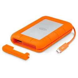 External HDD LaCie Rugged V2 2.5'' 1TB USB3 Thunderbolt, IP54 rated resistance