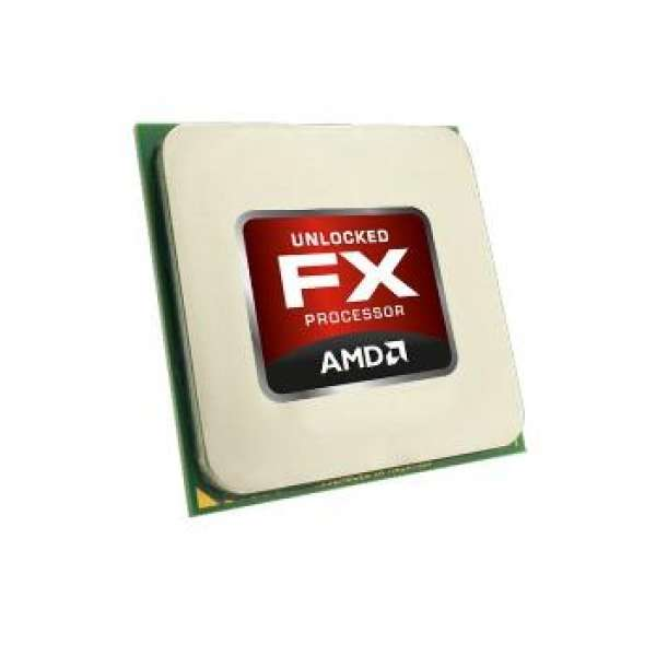 AMD FX-8320, Octo Core, 3.50GHz, 8MB, AM3+, 32nm, 125W, BOX