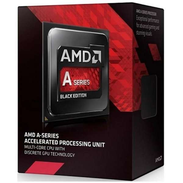 AMD APU A6-7470K, Dual Core, 3.70GHz, 1MB, FM2, 28nm, 65W, VGA, BOX, BE
