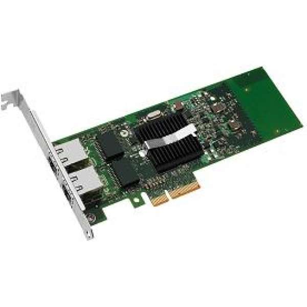 Intel Gigabit ET Dual Port Server Adaptor - bulk