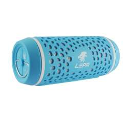 LEPA - Bluetooth Outdoor Speaker - BTS02 - Electro Blue