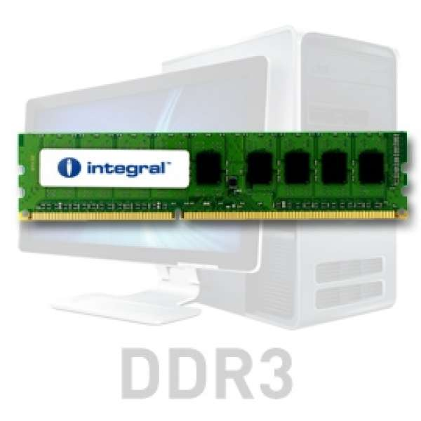 DDR3 Integral 4GB 1333MHz CL9 1.5V, Dual rank