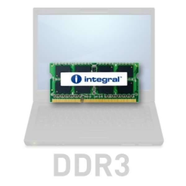 DDR3 SODIMM Integral 4GB 1600MHz CL11 1.5V