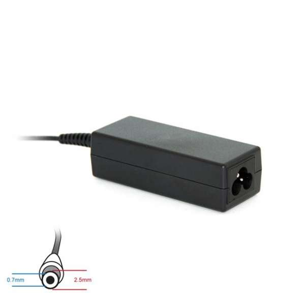 Digitalbox AC power adapter 19V/2.1A 40W connector 2.5x0.7mm Asus eee PC