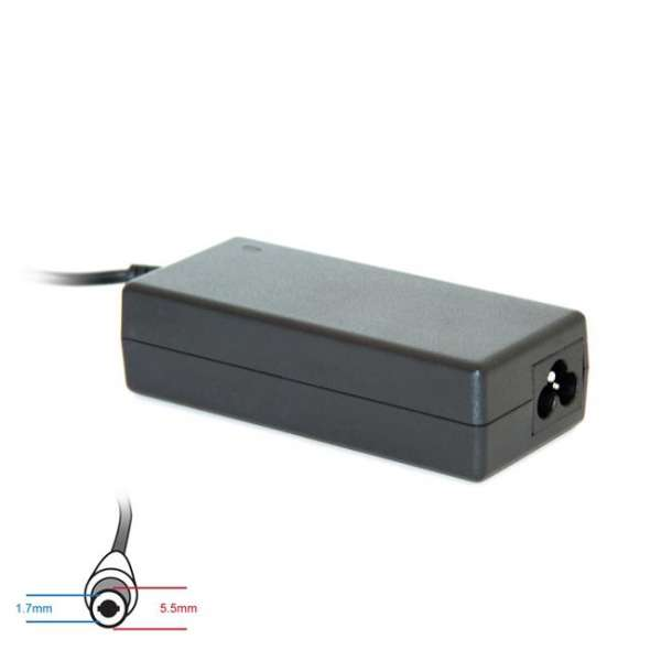 Digitalbox AC power adapter 19V/1.58A 30W connector 5.5x1.7mm Acer