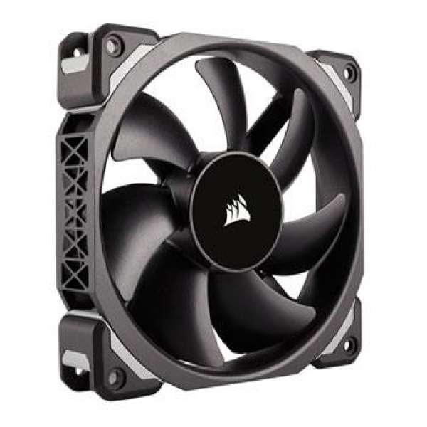 Corsair Air Series ML120 Magnetic Levitation Fan, 4pin, 120mm