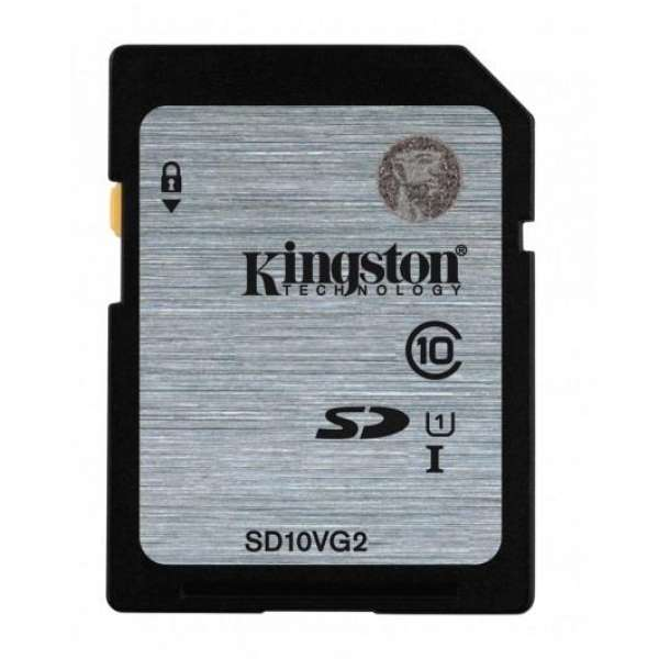 Kingston 32GB SDHC Class10 UHS-I 45MB/s Read Flash Card