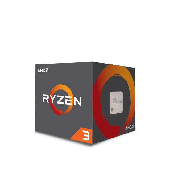 CPU AMD skt AM4 Ryzen 3 1300X  3.50/3.70Ghz, 10MB cache,  65W, BOX