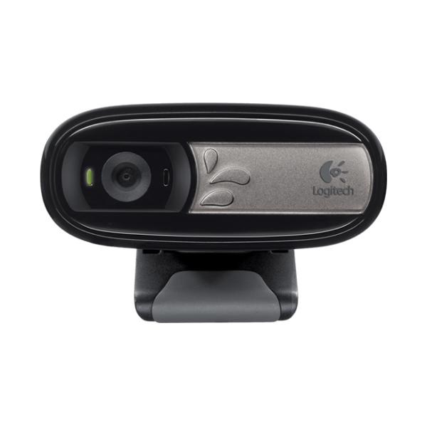 Logitech Webcam C170 - BLACK - USB - EMEA