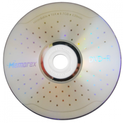 CD-R 700 Mb Memorex 52x