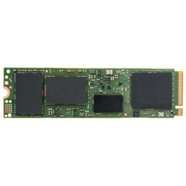 Intel® SSD 600p series 128GB M.2 770/450MB/s AES - 256 bit encryption