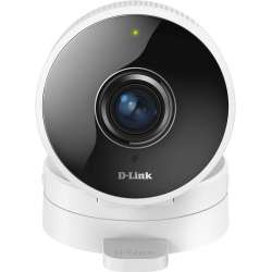 "Camera IP wireless,  HD, Day  and Night, Indoor, D-Link ""DCS-8100LH"" (include timbru verde"