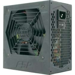 SURSA  FORTRON HEXA+, 500W real (max. 550W), fan 12cm, 80+ eficienta, fully sleeved, 1x CPU 4+4, 2