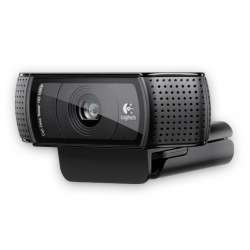 CAMERA WEB Logitech Webcam C920,HD PRO 1920x1080, 15MP Sensor, Microfon, Carl Zeiss lens, USB 2.0