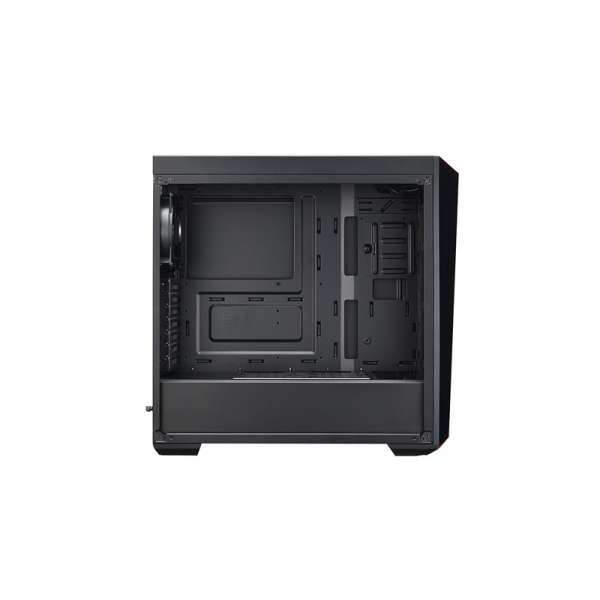 CARCASA COOLER MASTER. MasterBox  Lite 5, mid-tower, ATX,  1* 120mm fan (inclus), I/O panel, acryl