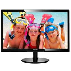 "MONITOR PHILIPS 24"" LED, 1920x1080, 5ms, 300cd/mp, vga+dvi-d (246V5LSB/00)"