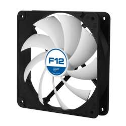 """FAN FOR CASE ARCTIC  """"F12"""" 120x120x25 mm, low noise FD bearing (AFACO-12000-GBA0"""