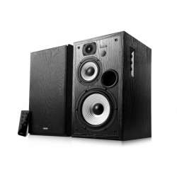 Boxe 2.0, RMS: 136W (14W x 2, 14W x 2, 40W x 2), volum, bass, treble, bluetotth, telecomanda wirel