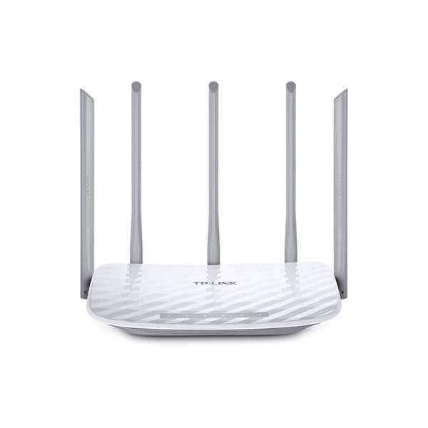 AC1350 Wireless Dual Band Router (Archer C60)
