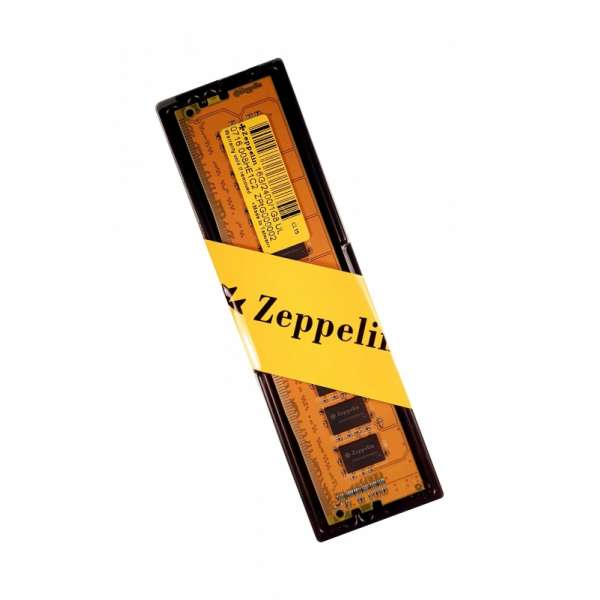 DIMM DDR4/2400. 16384M ZEPPELIN (life time, dual channel) (ZE-DDR4-16G2400b)