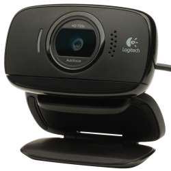 "CAMERA WEB Logitech ""B525"", HD, Video: 1280 x 7200 pixels  (960-000842)"