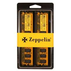 Zeppelin 4GB DDR3 1333MHz Dual-Channel Kit Retail (ZE-DDR3-4G1333-KIT)
