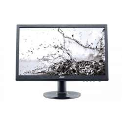 "MONITOR AOC 19.5"" LED, 1920x1080, 5ms, 250cd/mp, vga+DVI, boxe (M2060SWDA2)"