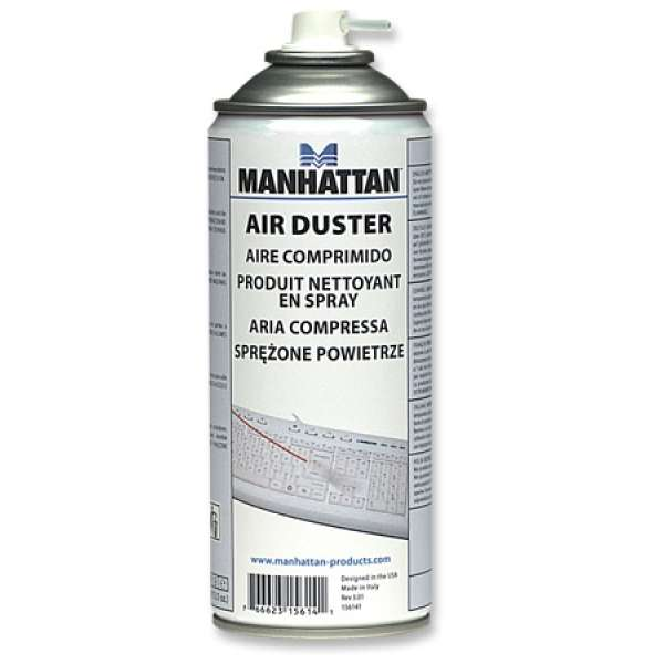 Spray curatare cu aer comprimat, 400 ml, MANHATTAN