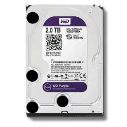 HDD 2TB PURPLE  64MB S-ATA3